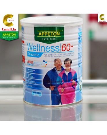 ອາເປຕັນແວວເນດອາຫານບໍາລຸງຜູ້ອາຍຸສູງ Appeton Wellness 60+ 450g