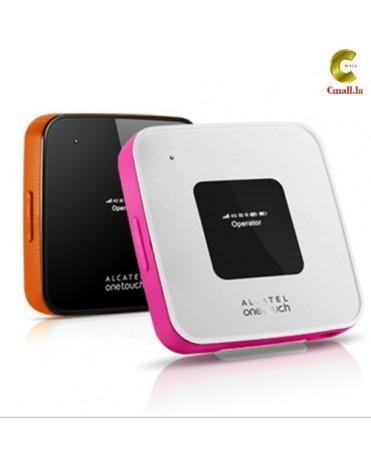ອິນເຕີແນັດໄວຟາຍພົກພາ Y855 Alcatel Mobile Router 4G LTE Alcatel