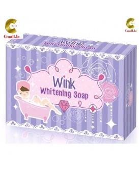 ສະບູ wink whitening soap