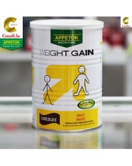 ນົມຕຸ້ຍ ອາເປຕັນ ເວດເກນ ສໍາລັບຜູ້ໃຫຍ່ Appeton Weight Gain for Adults 450g