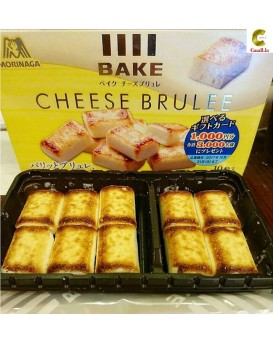 Bake Cheese Brulee