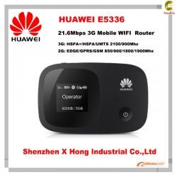 ອິນເຕີແນັດໄວຟາຍພົກພາ Mobile Router 3G WiFi Huawei E5336
