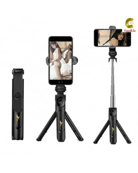 ຂາຕັ້ງກ້ອງ Selfie ແບບພັບໄດ້ ນໍ້າໜັກ 175g ຂະໜາດ 80cm