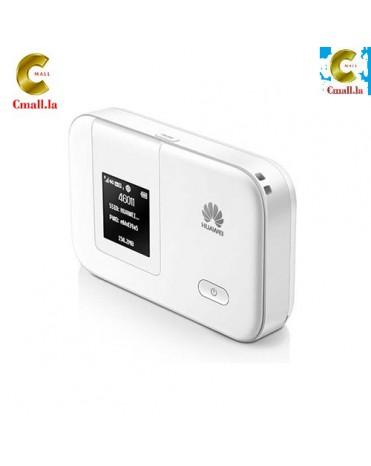 ຮົວເວອິນເຕີແນັດໄວຟາຍພົກພາ Huawei Mobile Wi-Fi E5372 LTE 4G White